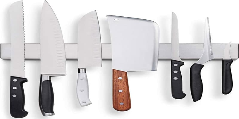 How to Store Kitchen Knives