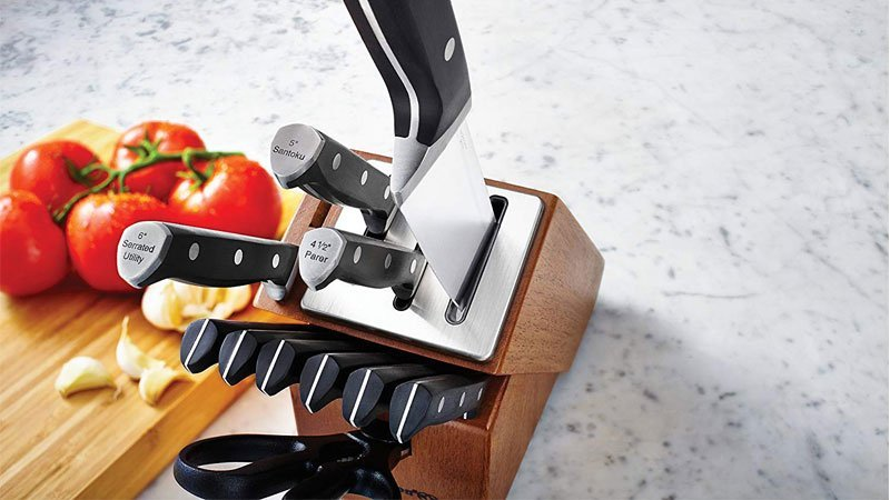 Recommended Calphalon Self Sharpening Knifes