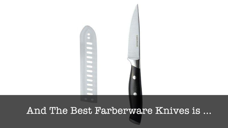 The Best Farberware Knives
