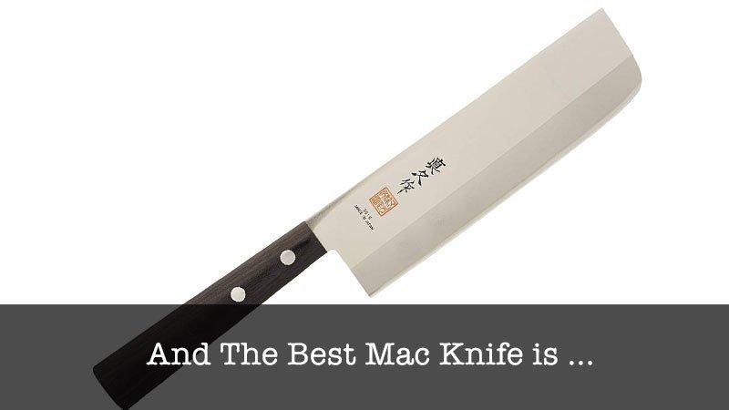 The Best Mac Knife