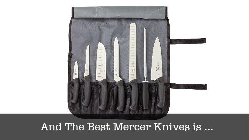 The Best Mercer Knives