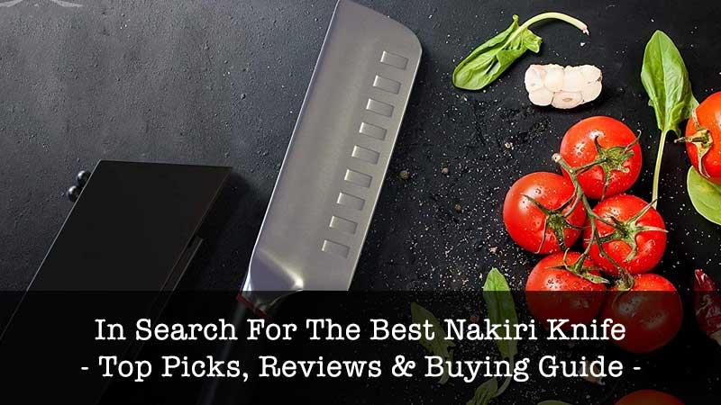 Best Nakiri Knives
