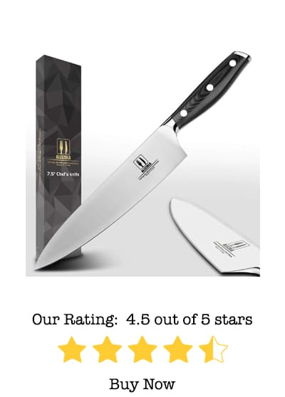 allezola professional chefs knife review