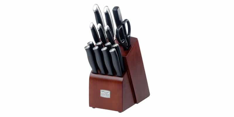 Chicago Cutlery Belmont Knife Block Sets new