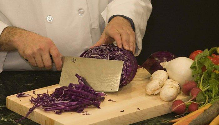 shun dm0712 classic knife