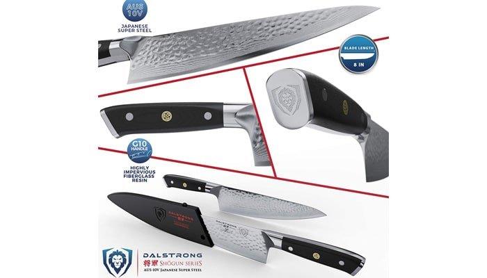 steel strength knife