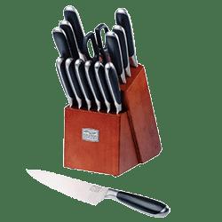 Chicago Cutlery Belden Block Knife Set