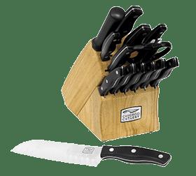 Chicago Cutlery Metropolitan Knife Set