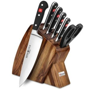 Slim Knife Block Set