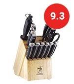 JA henckels knife block set