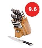 chicago cutlery knife block set